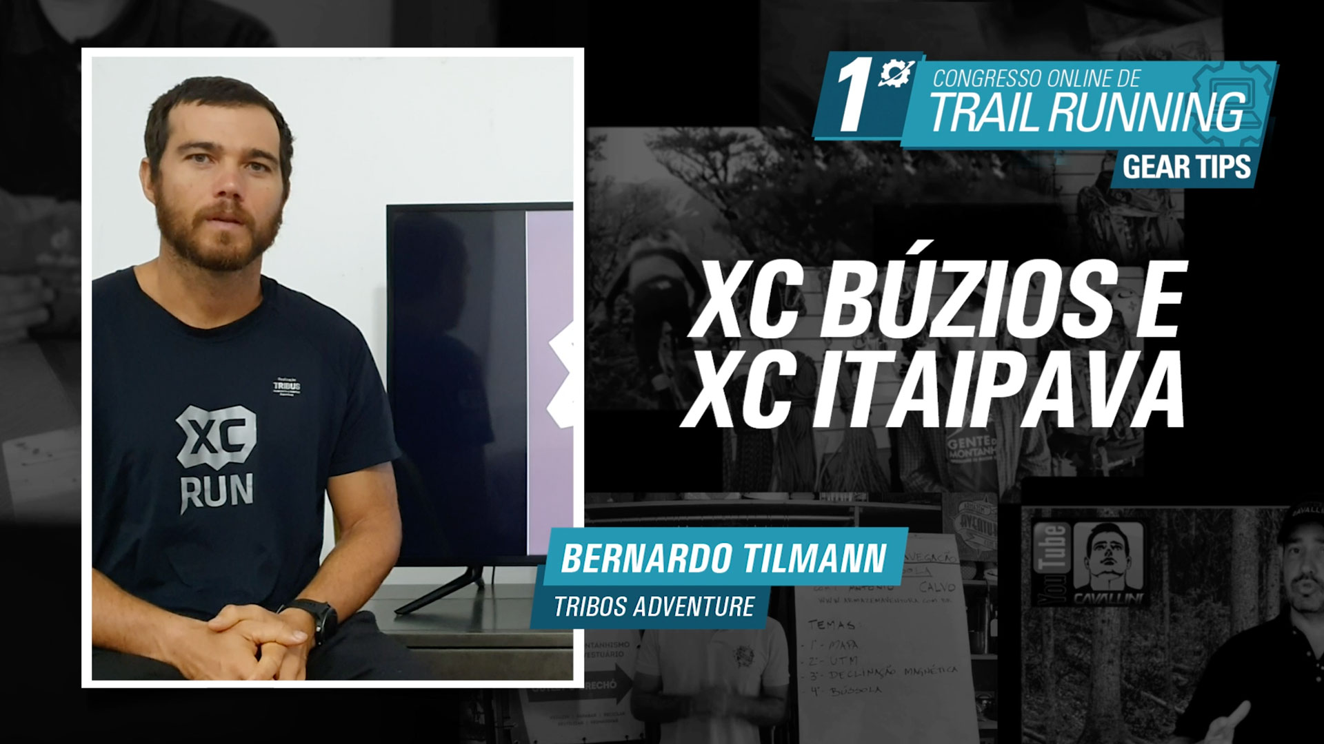 XC Búzios e XC Itaipava - Bernardo Tilmann