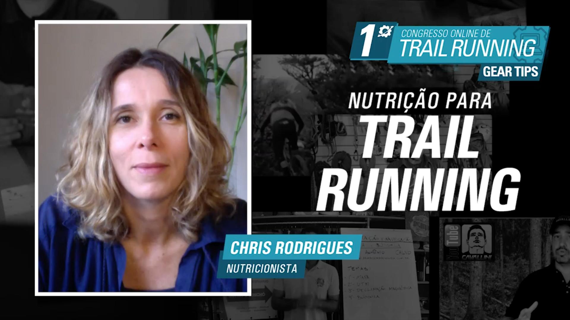 Nutrição para Trail Running - Chris Rodrigues