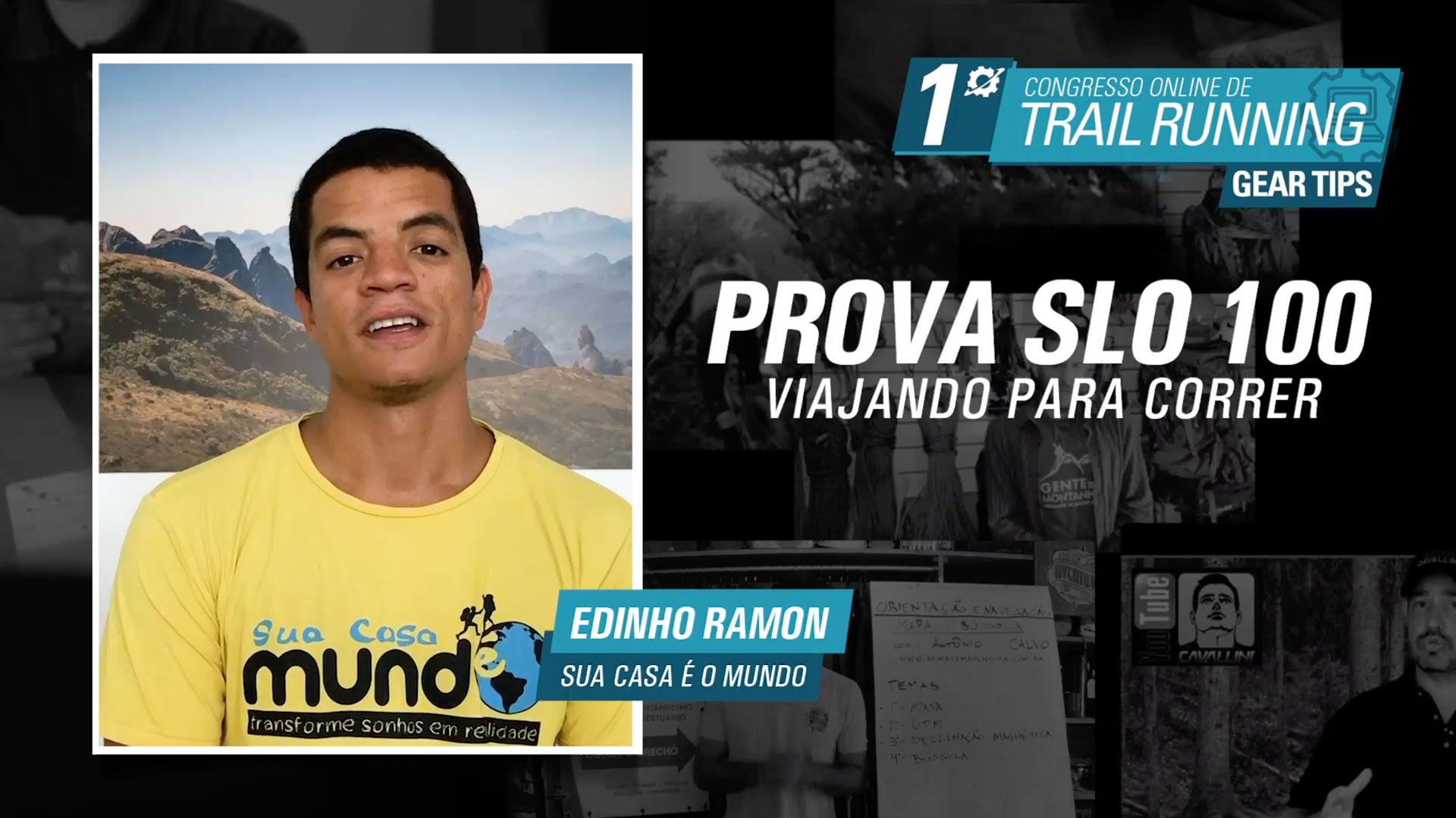 Prova SLO 100 - Edinho Ramon