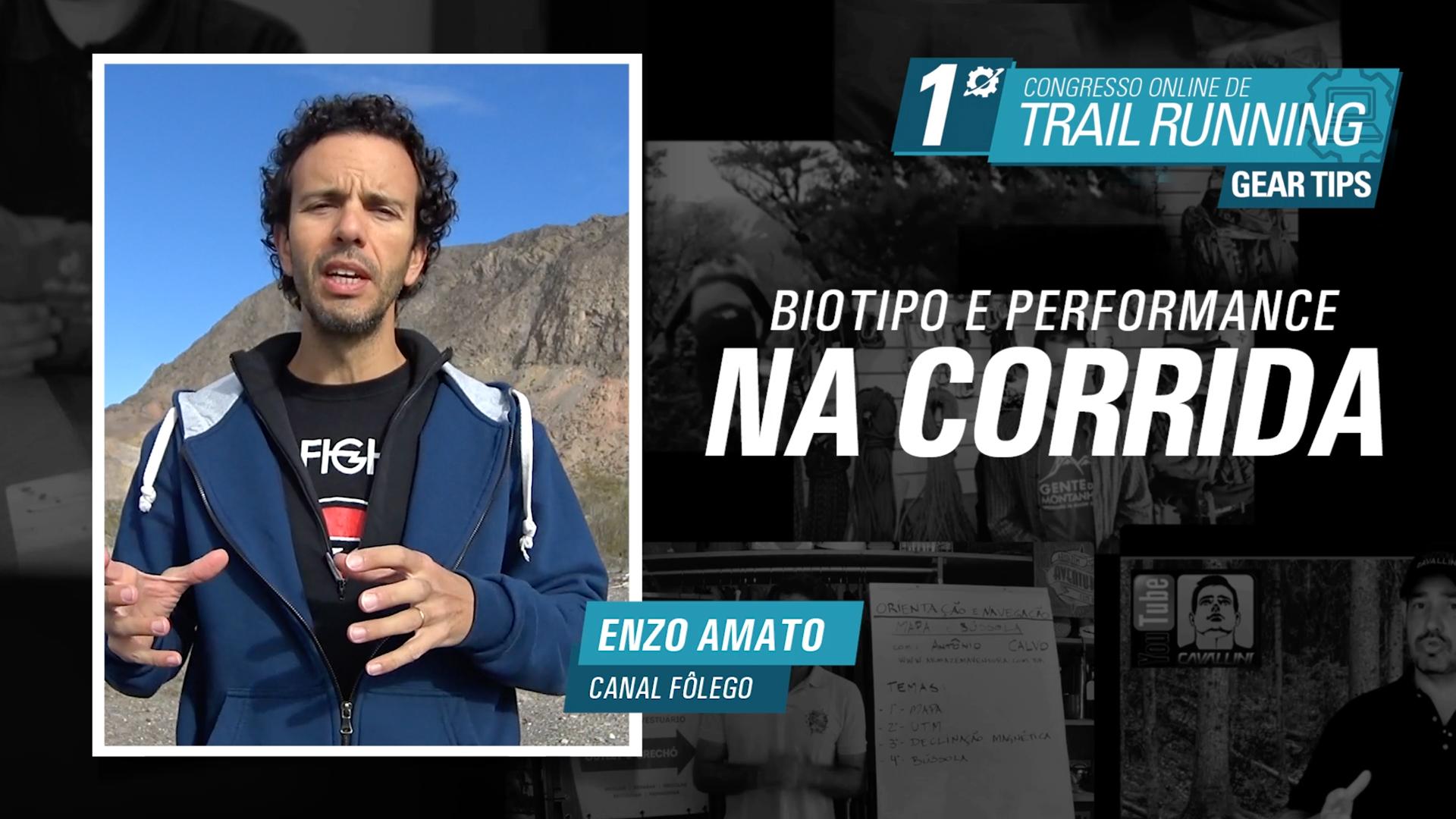Biotipo e Performance na Corrida - Enzo Amato
