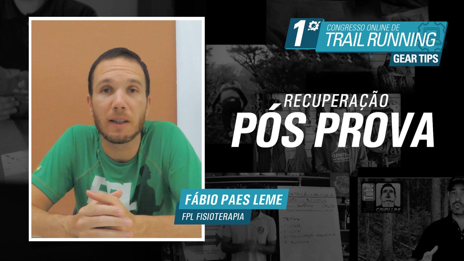 Recuperação Pós Prova - Fabio Paes Leme