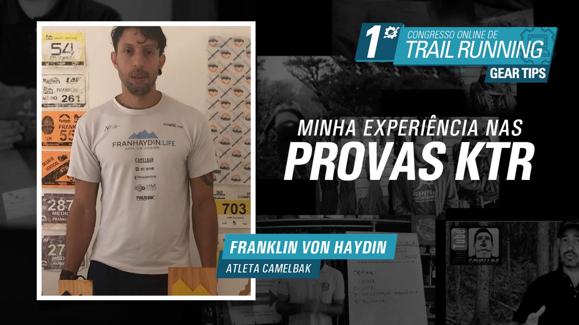 Provas KTR - Franklin Von Haydin
