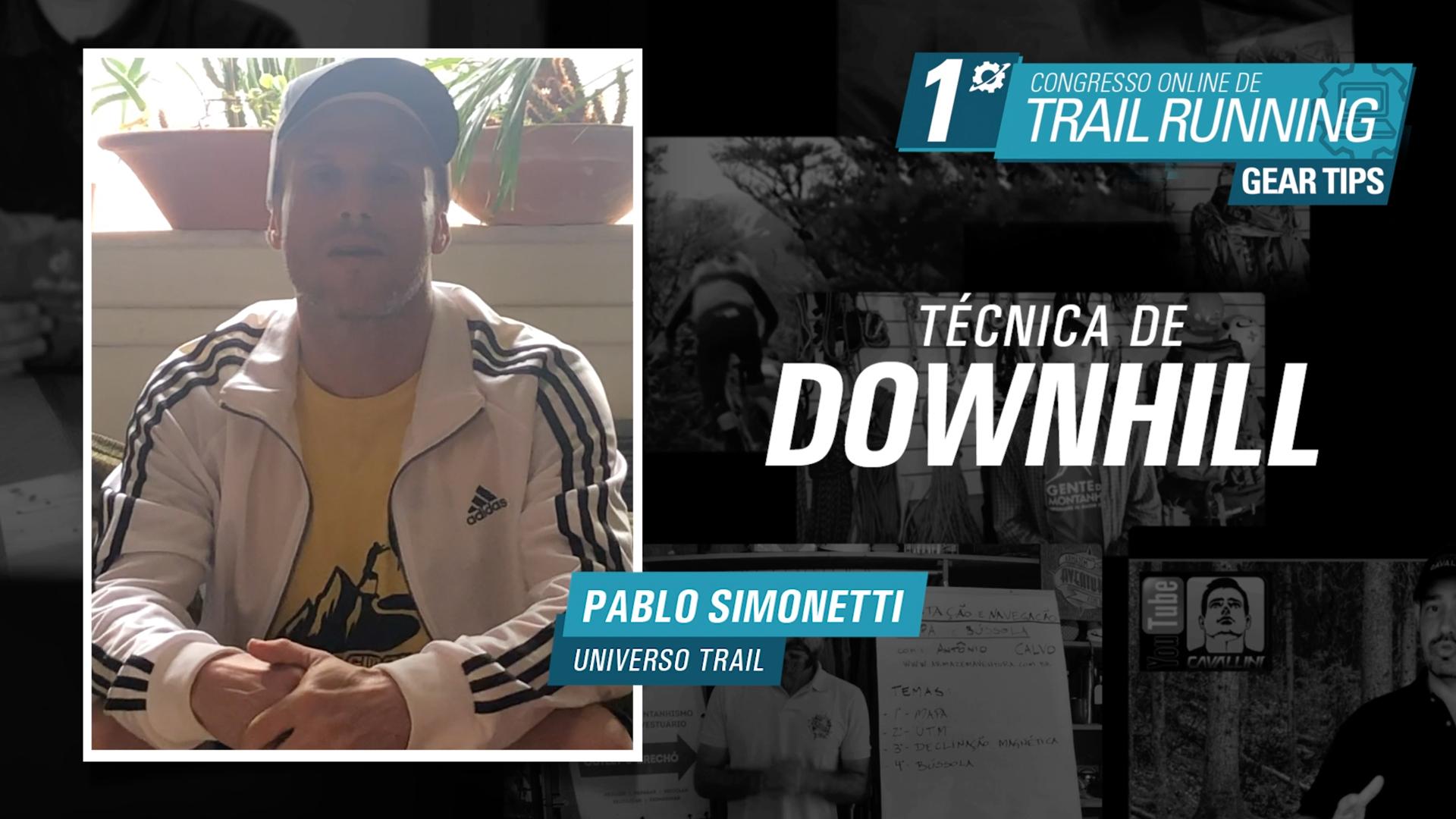 Técnica de Downhill - Pablo Simonetti