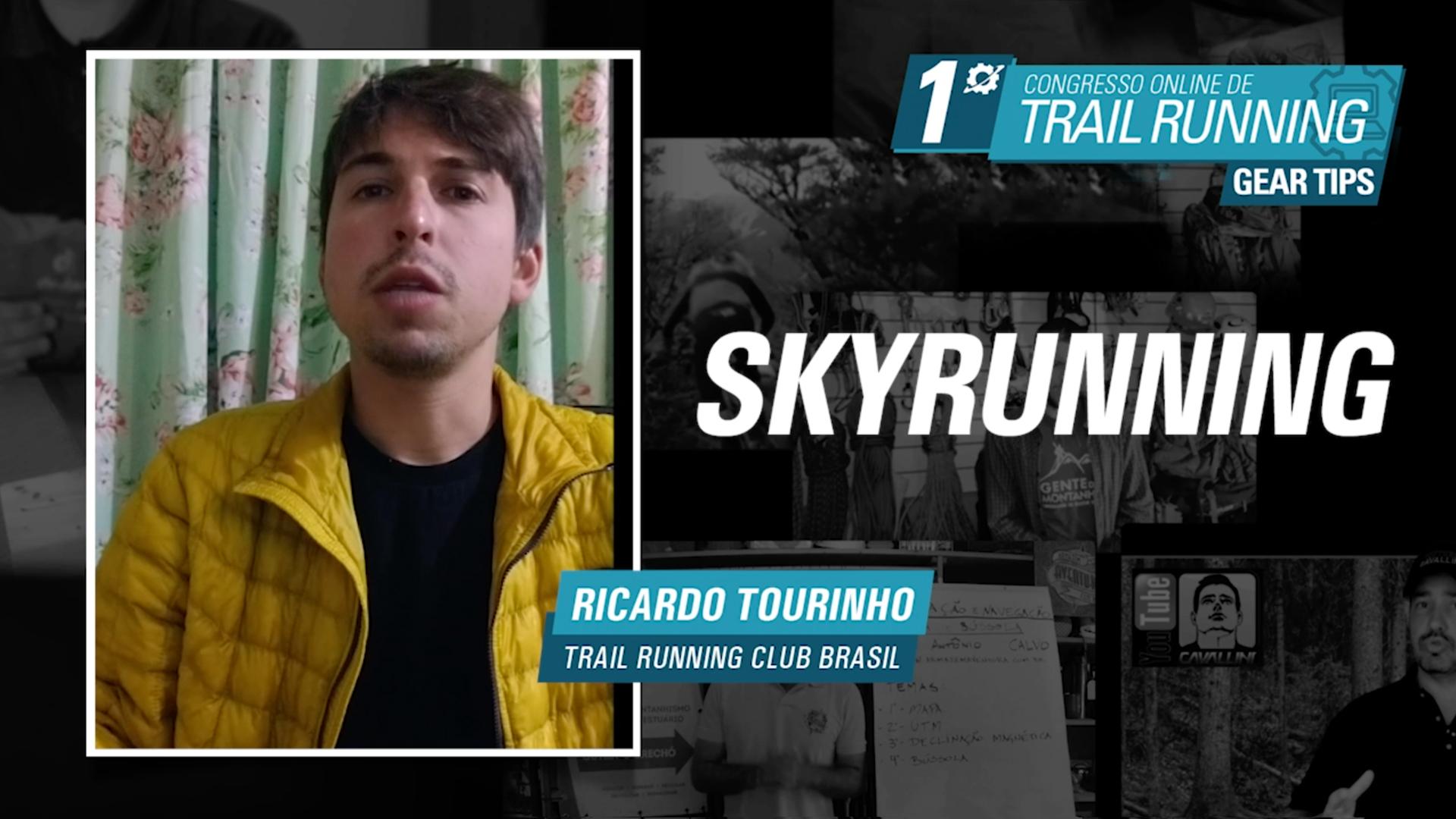 Skyrunning - Ricardo Tourinho