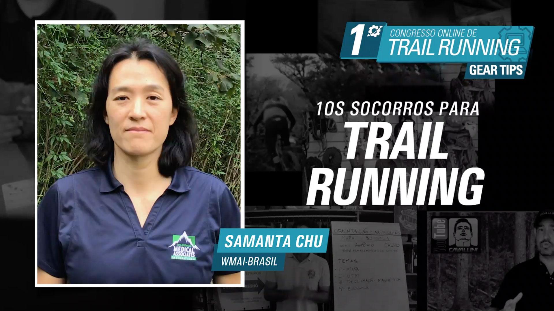1ºs Socorros para Trail Running - Samanta Chu