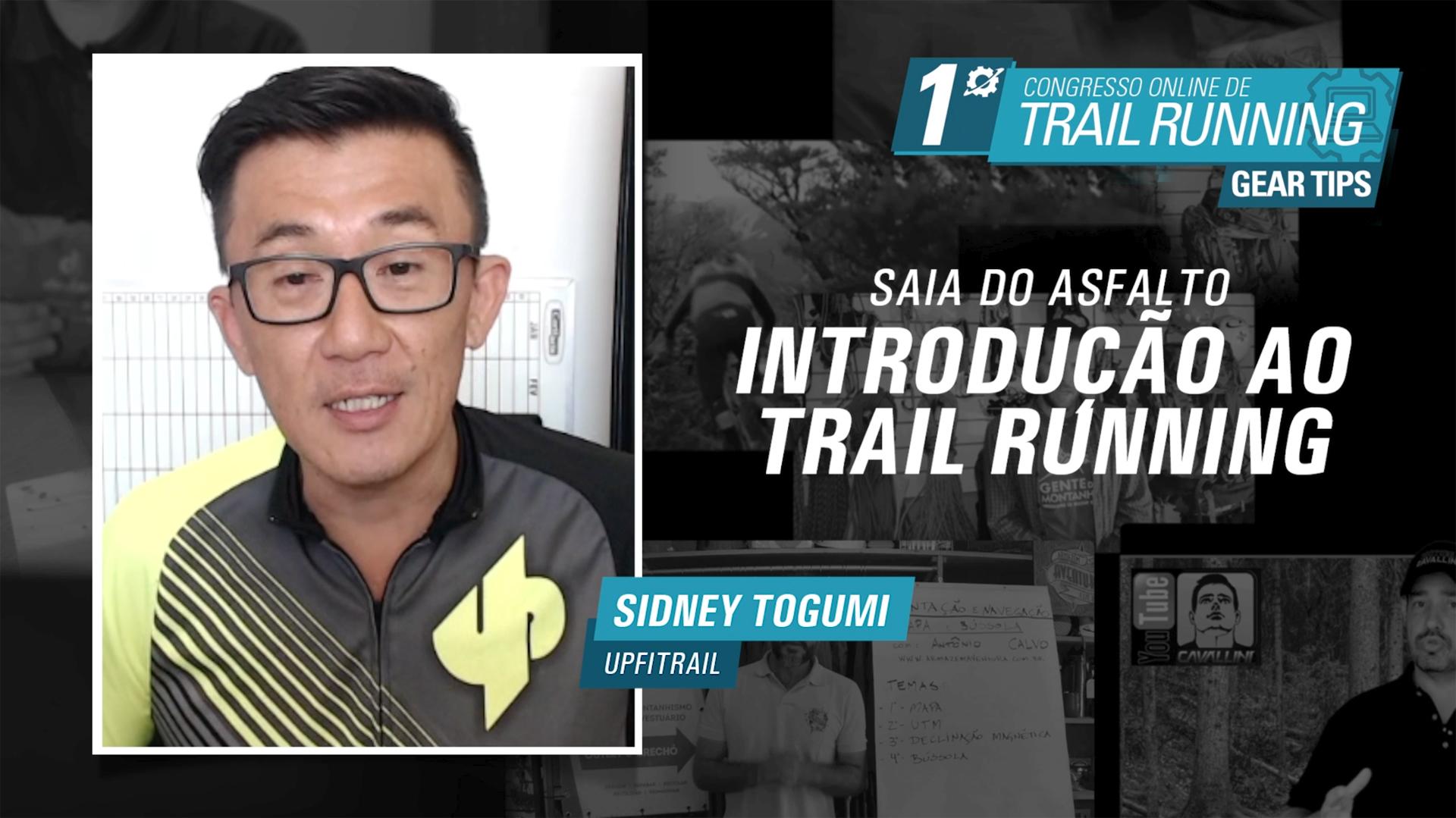 Introdução ao Trail Running - Sidney Togumi