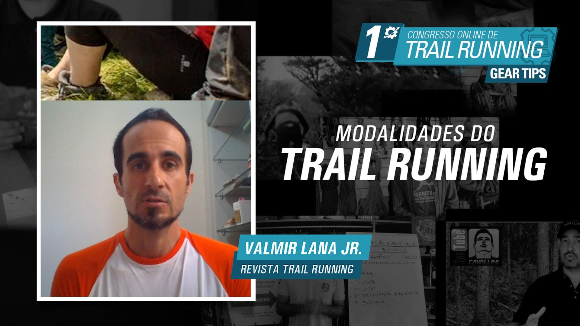 Modalidades do Trail Running - Valmir Lana
