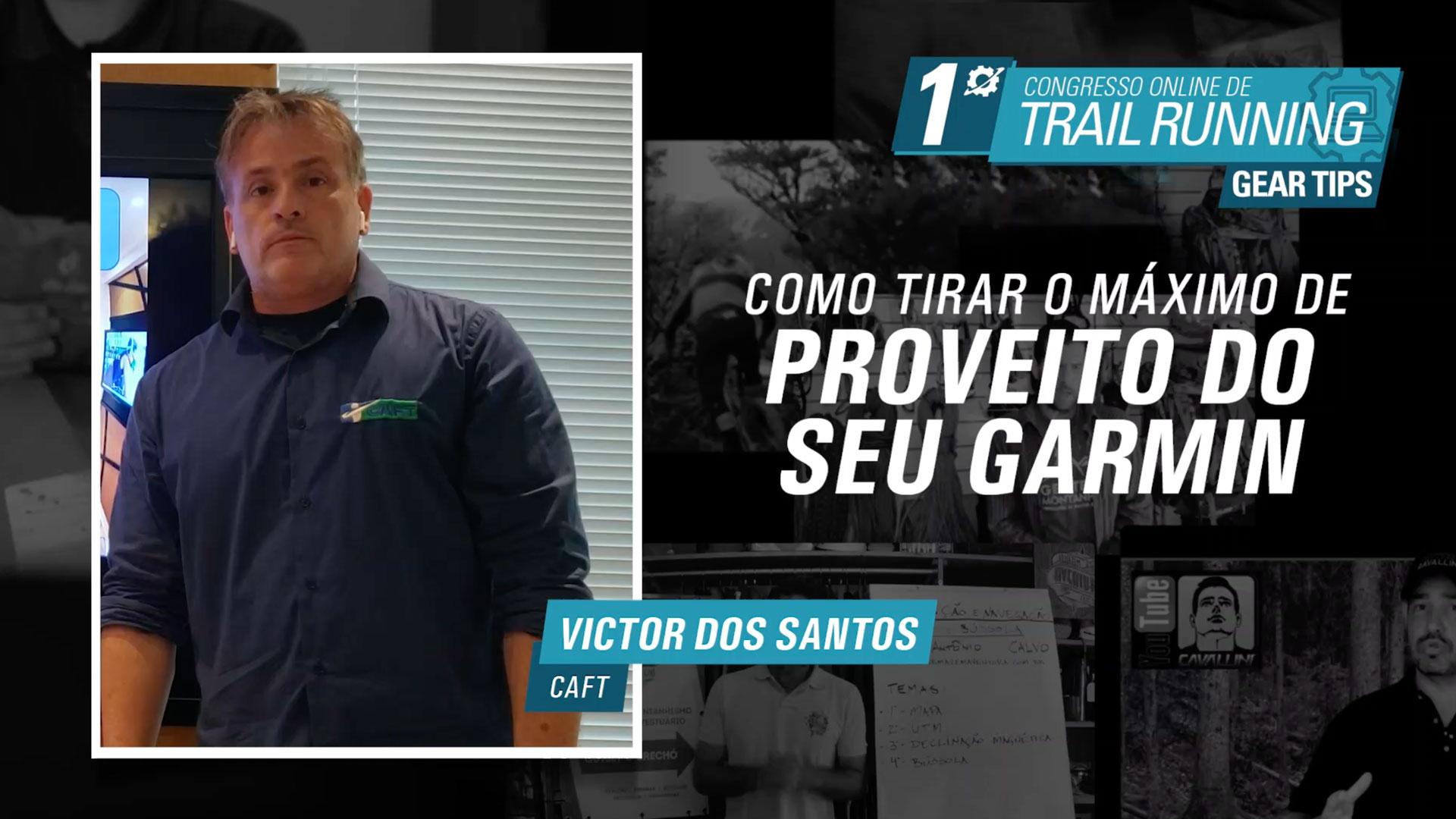Como tirar o máximo proveito do seu Garmin - Victor dos Santos