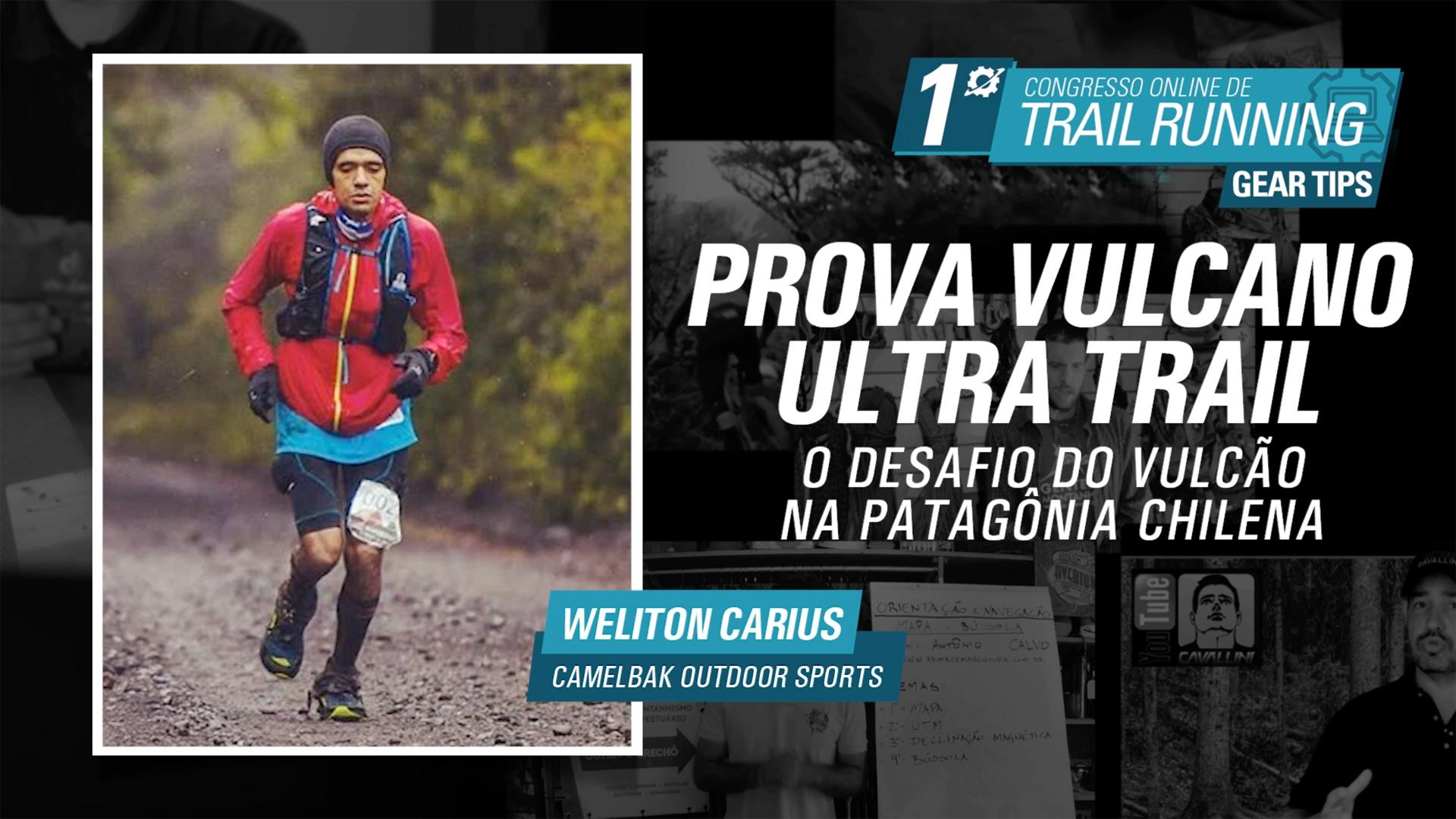 Vulcano Ultra Trail - Weliton Carius
