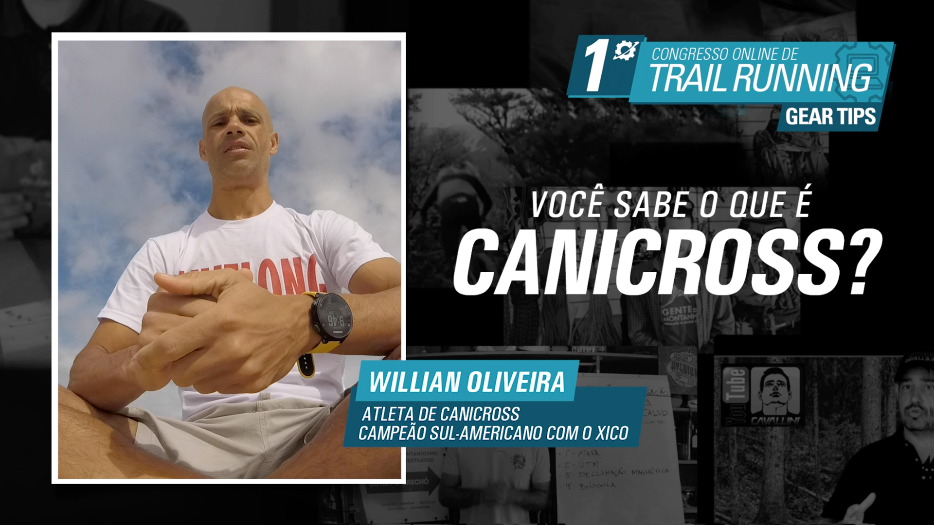 Canicross - Willian Oliveira