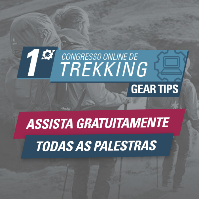 Congresso Online de Trekking Gear Tips 2018