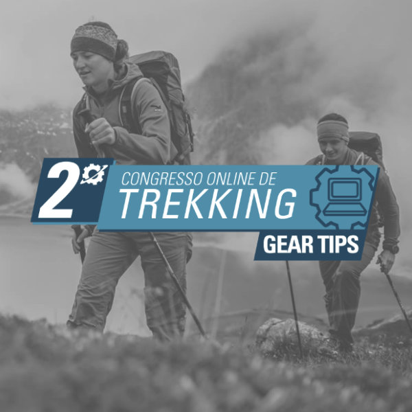 2º Congresso Online de Trekking Gear Tips 2019