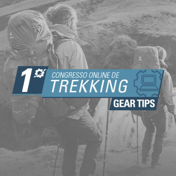 1º Congresso Online de Trekking Gear Tips 2018