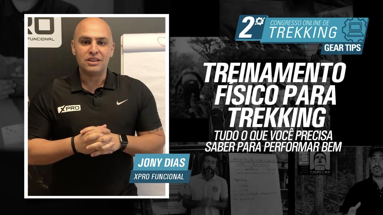 Treinamento físico para Trekking - Jony Dias