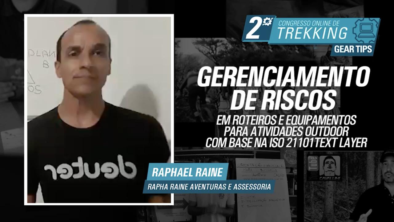 Gerenciamento de Riscos - Raphael Raine