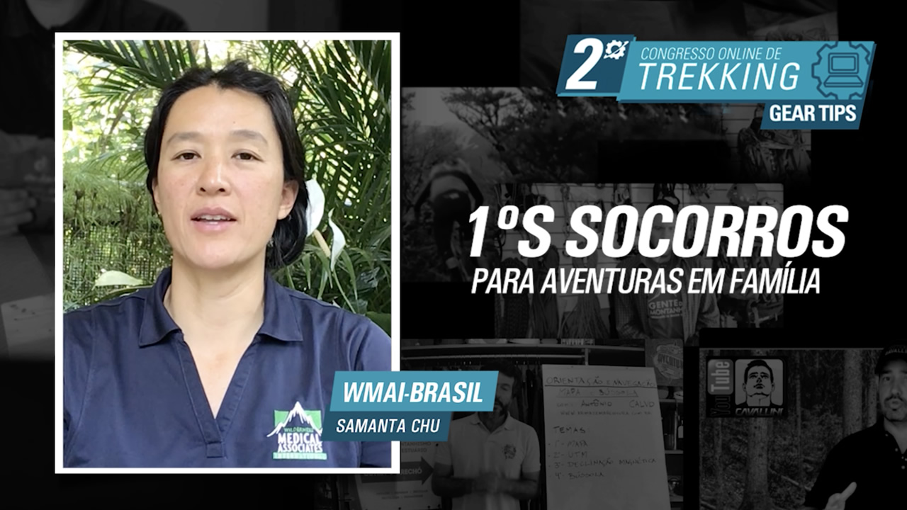 1ºs Socorros Aventura em Família - Samanta Chu