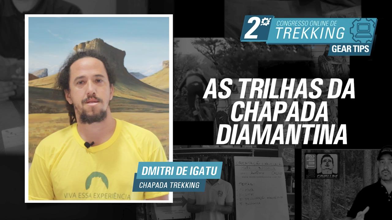 Trilhas da Chapada Diamantina - Dmitri de Igatu