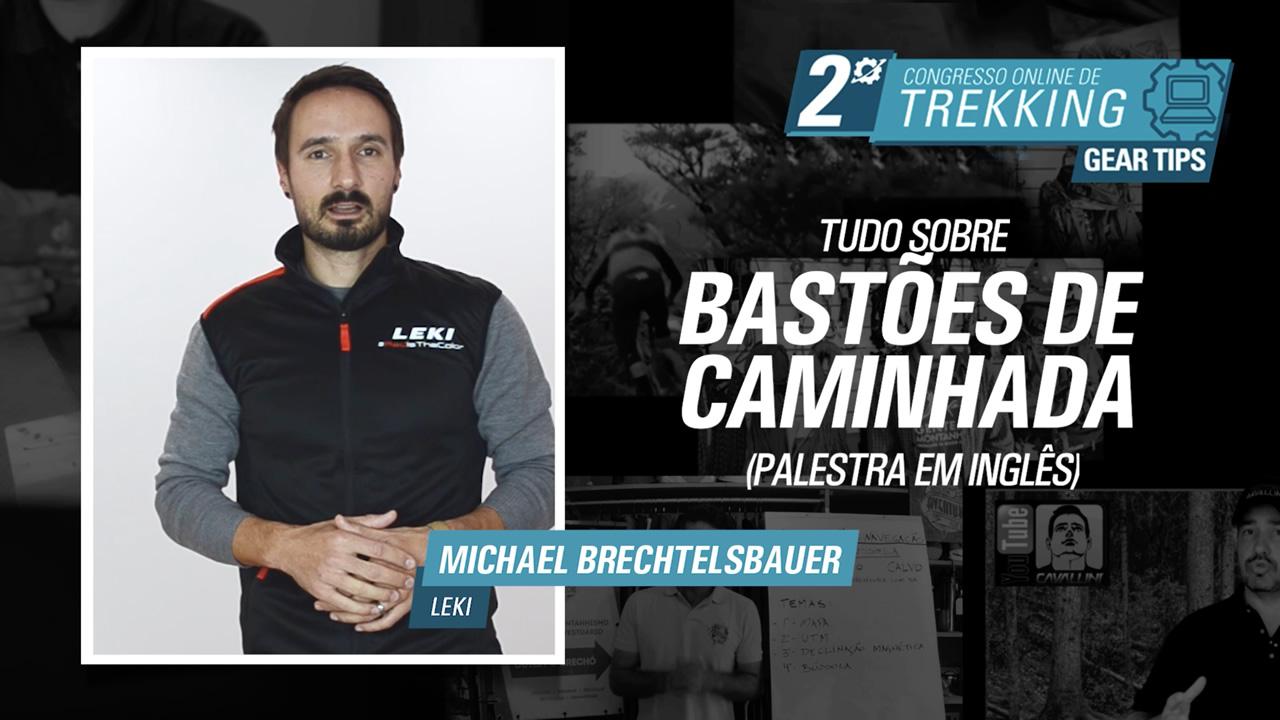 Tudo sobre bastões de caminhada - Michael Brechtelsbauer