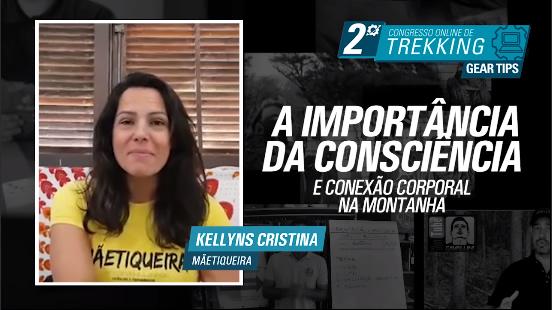 Consciência Corporal na Montanha - Kellins Christina