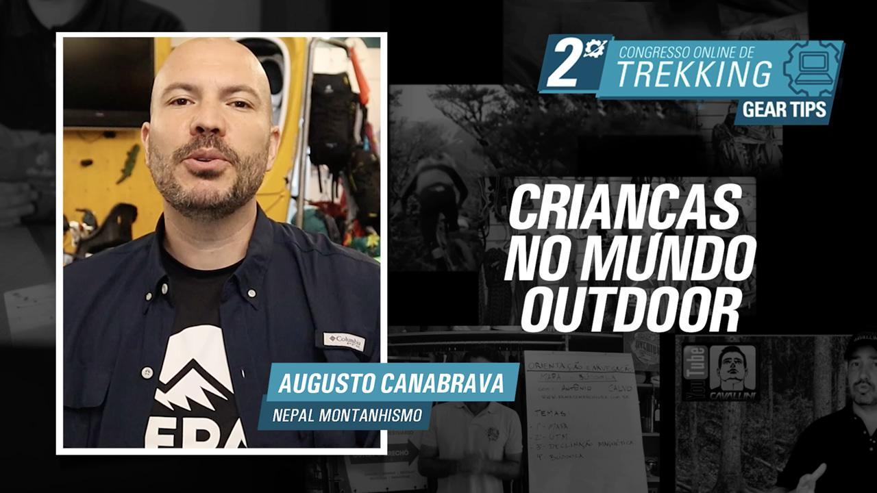Crianças no Mundo Outdoor - Augusto Canabrava