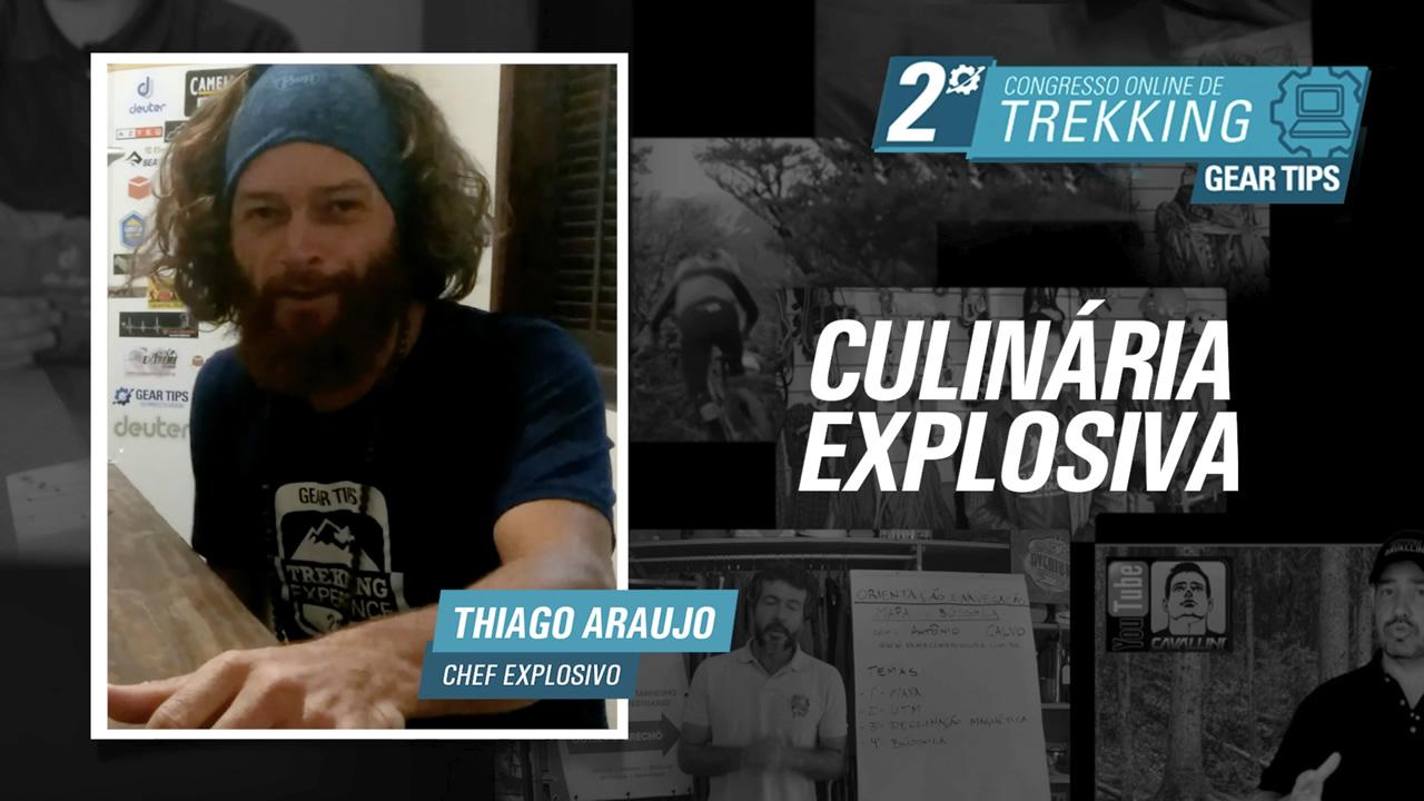 Culinária Explosiva - Thiago Araújo