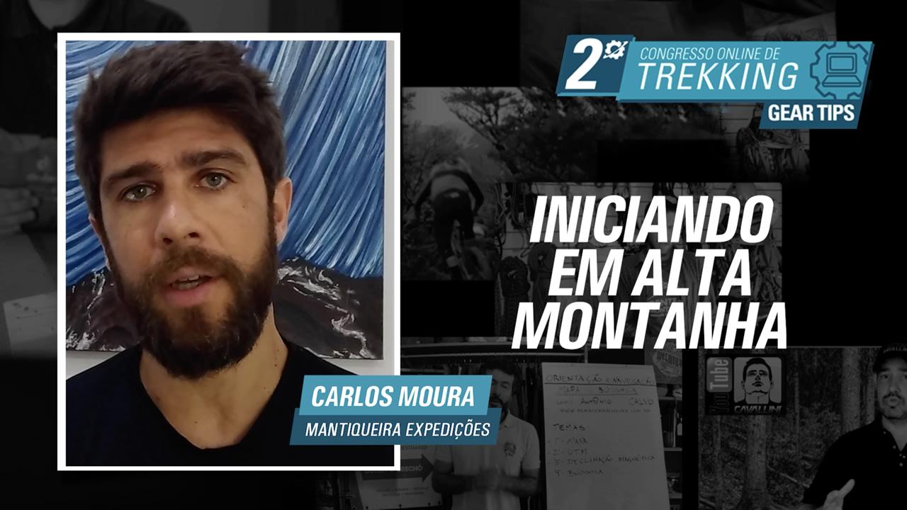 Iniciando em Alta Montanha - Carlos Moura