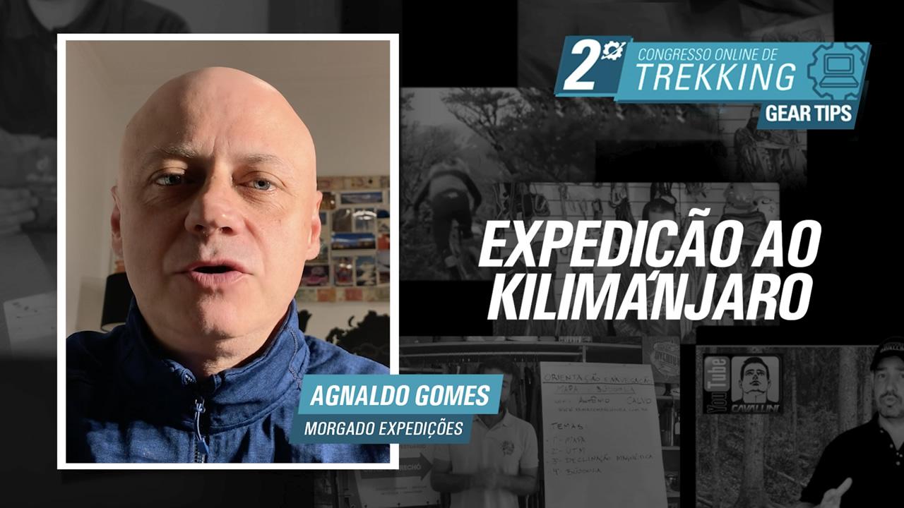 Kilimanjaro - Agnaldo Gomes
