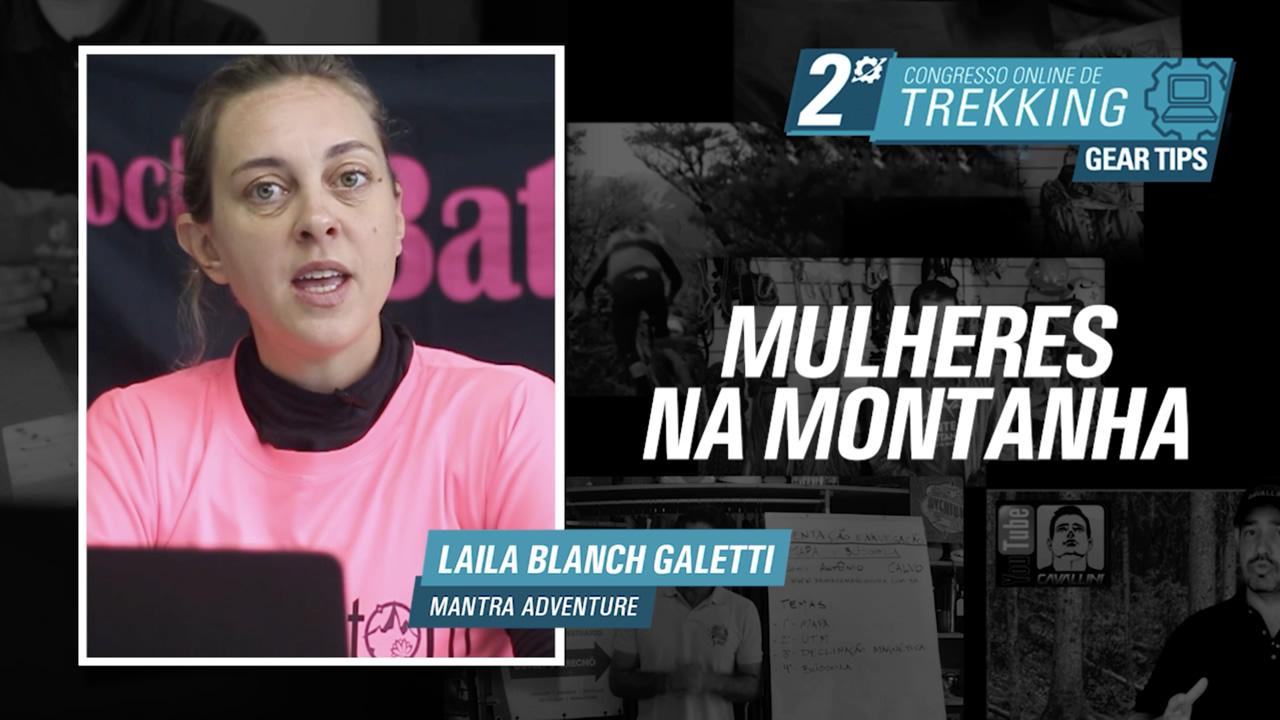 Mulheres na Montanha - Laila Galetti