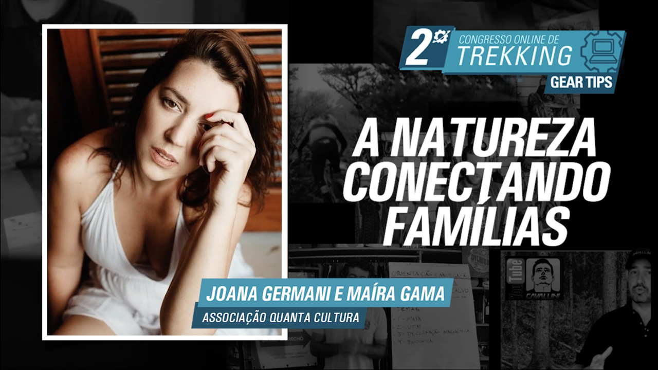 Natureza Conectando famílias - Joana