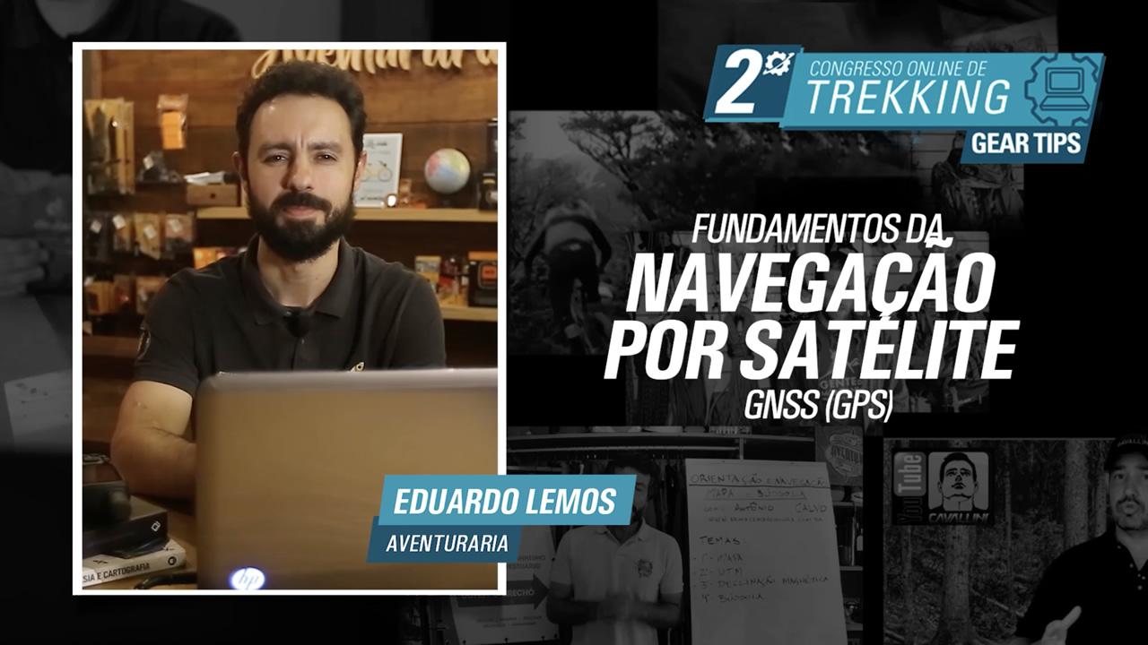 Navegação com GPS - Eduardo Lemos