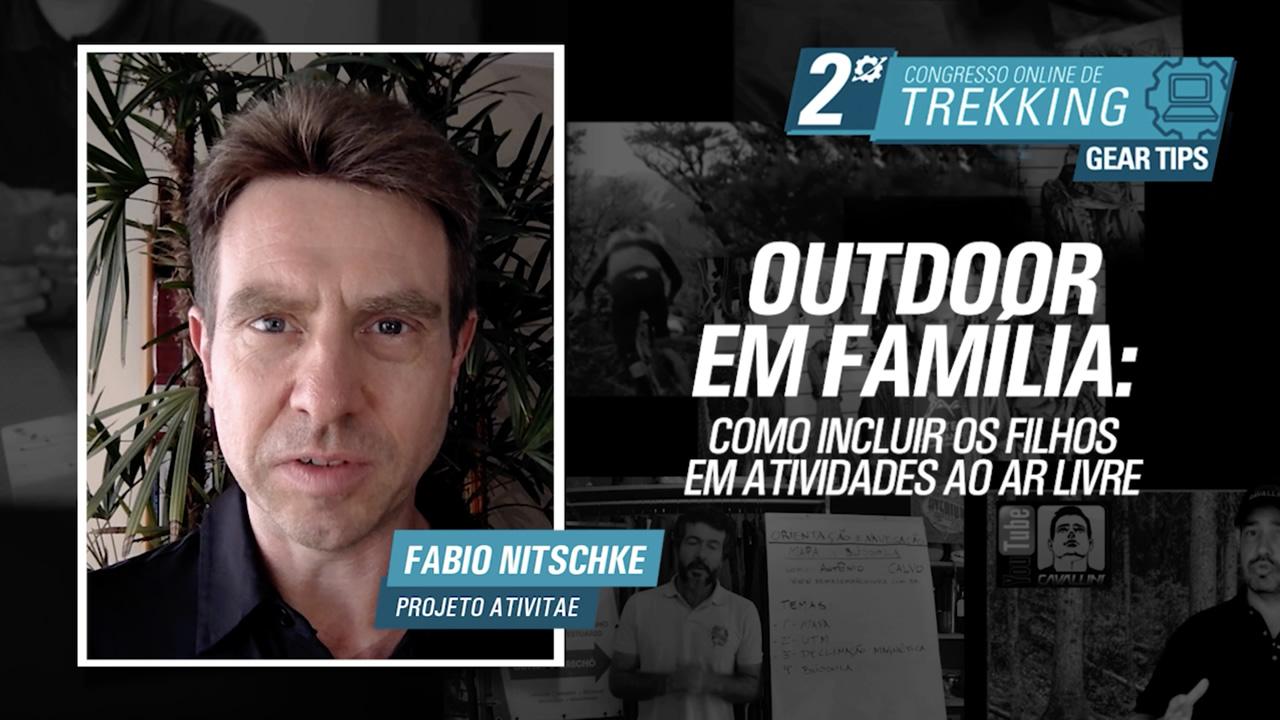 Outdoor em Família - Fabio Nitschke