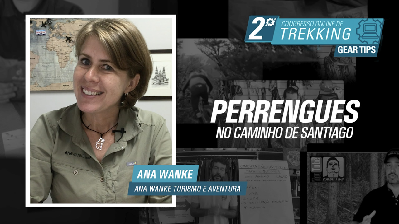 Perrengues no Caminho de Santiago - Ana Wanke