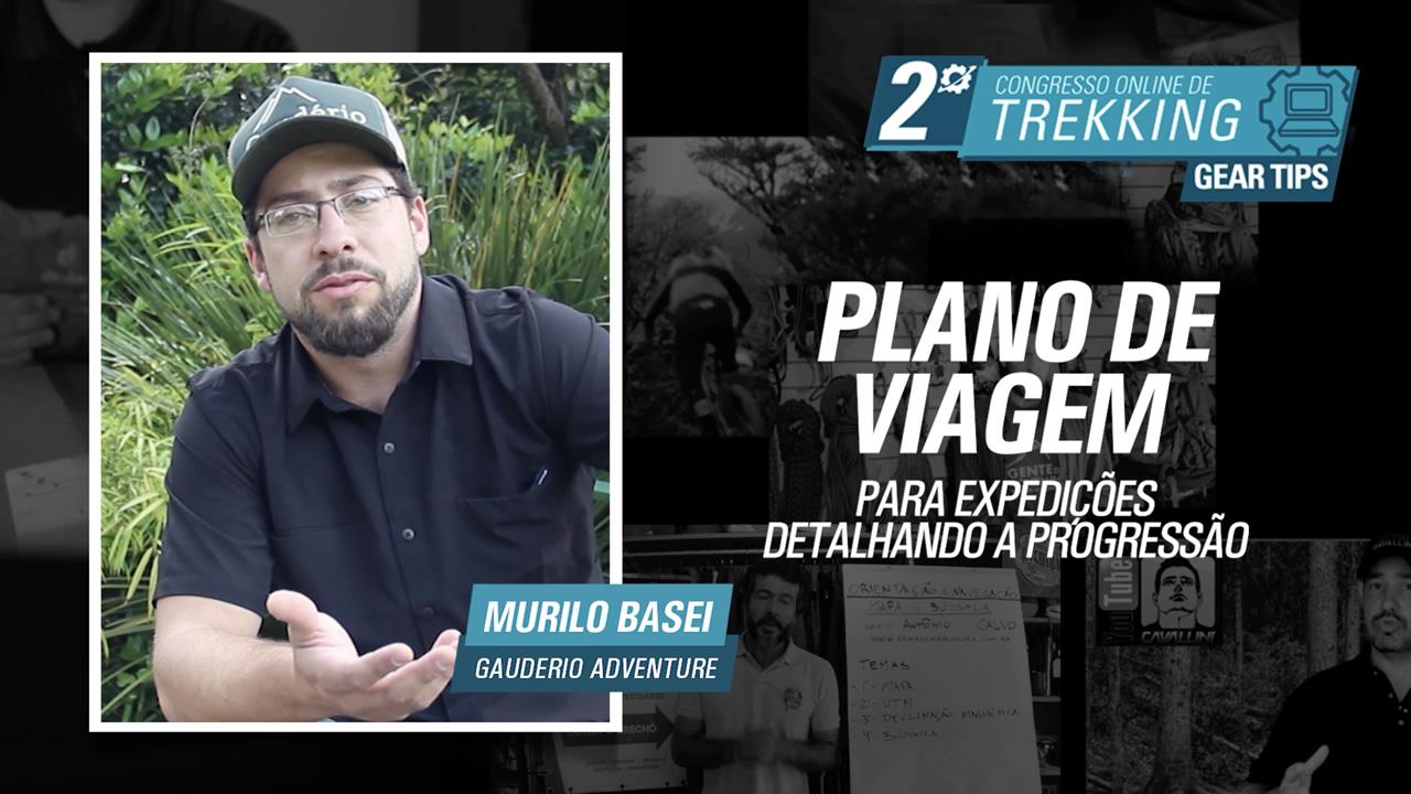 Plano de viagem - Murilo Basei