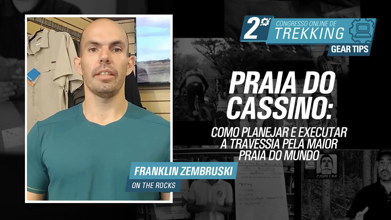 Praia do Cassino - Franklin Zembruski