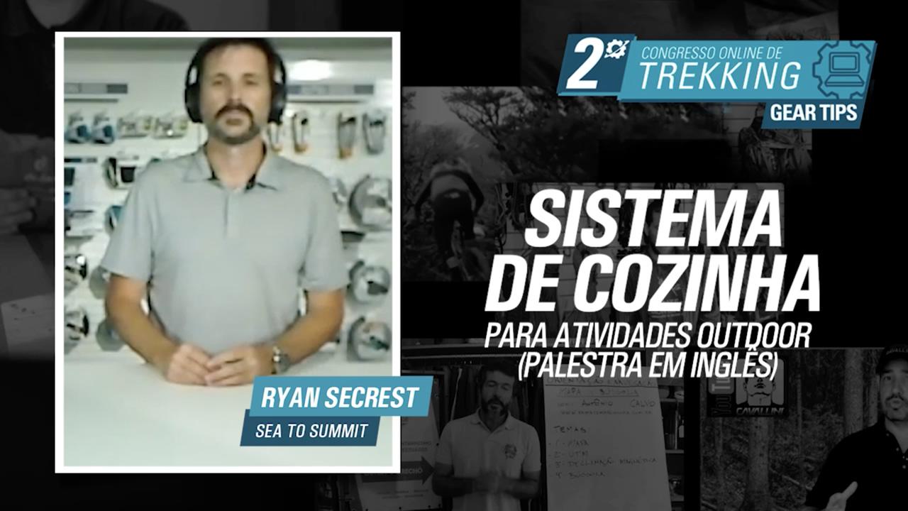 Sistema de Cozinha - Ryan Secrest