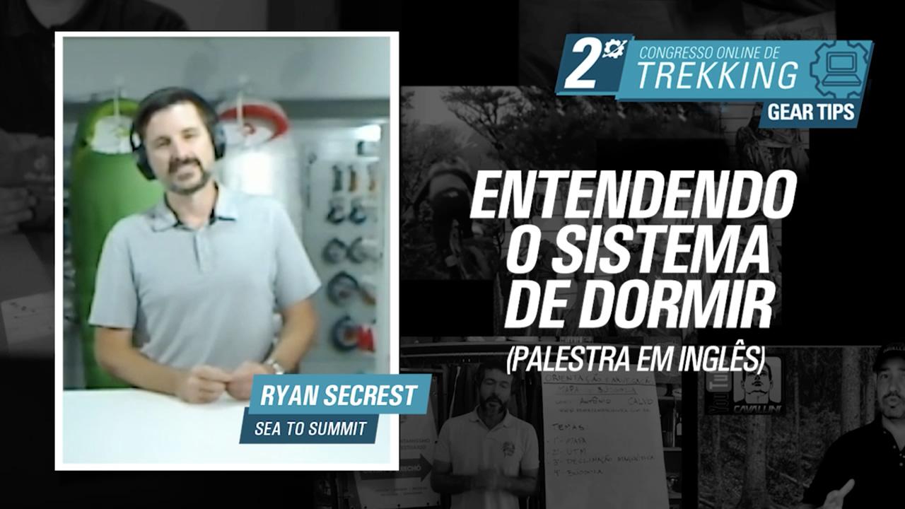 Entendendo o sistema de dormir - Ryan Secrest