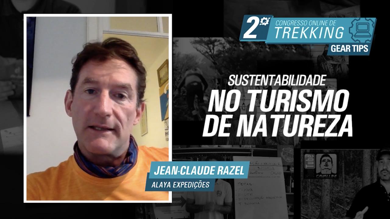 Sustentabilidade no Turismo de Aventura - Jean Claude Razel