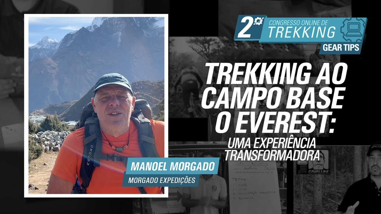 Trekking Campo Base Everest - Manoel Morgado