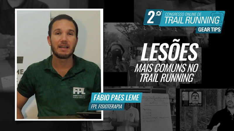 Lesões mais Comuns no Trail Running