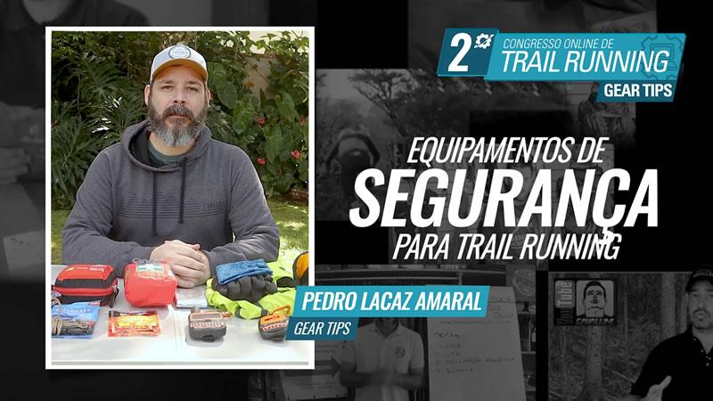 Equipamentos de Segurança para Trail Running